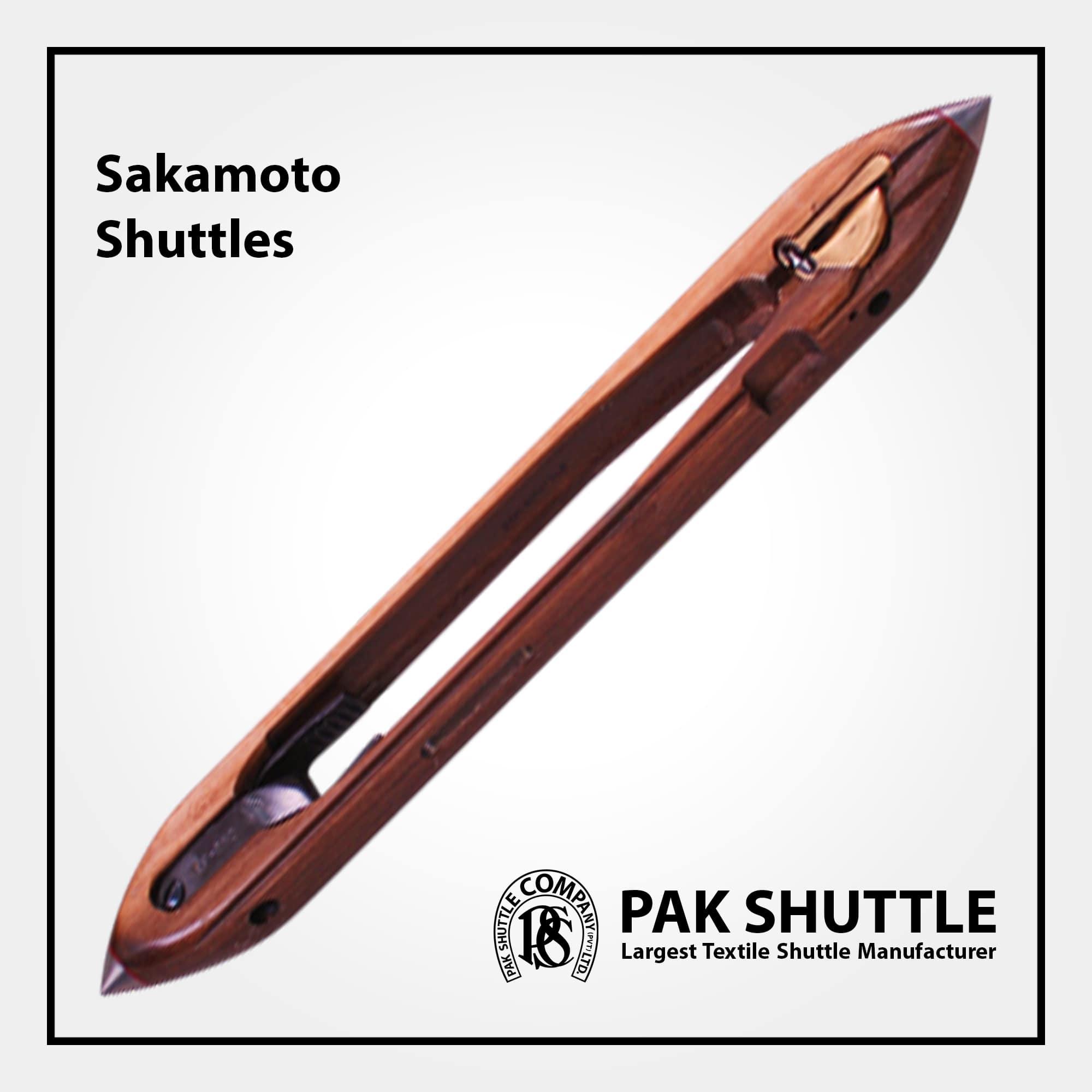 Sakamoto Shuttle by Pak Shuttle Company Pvt Ltd.