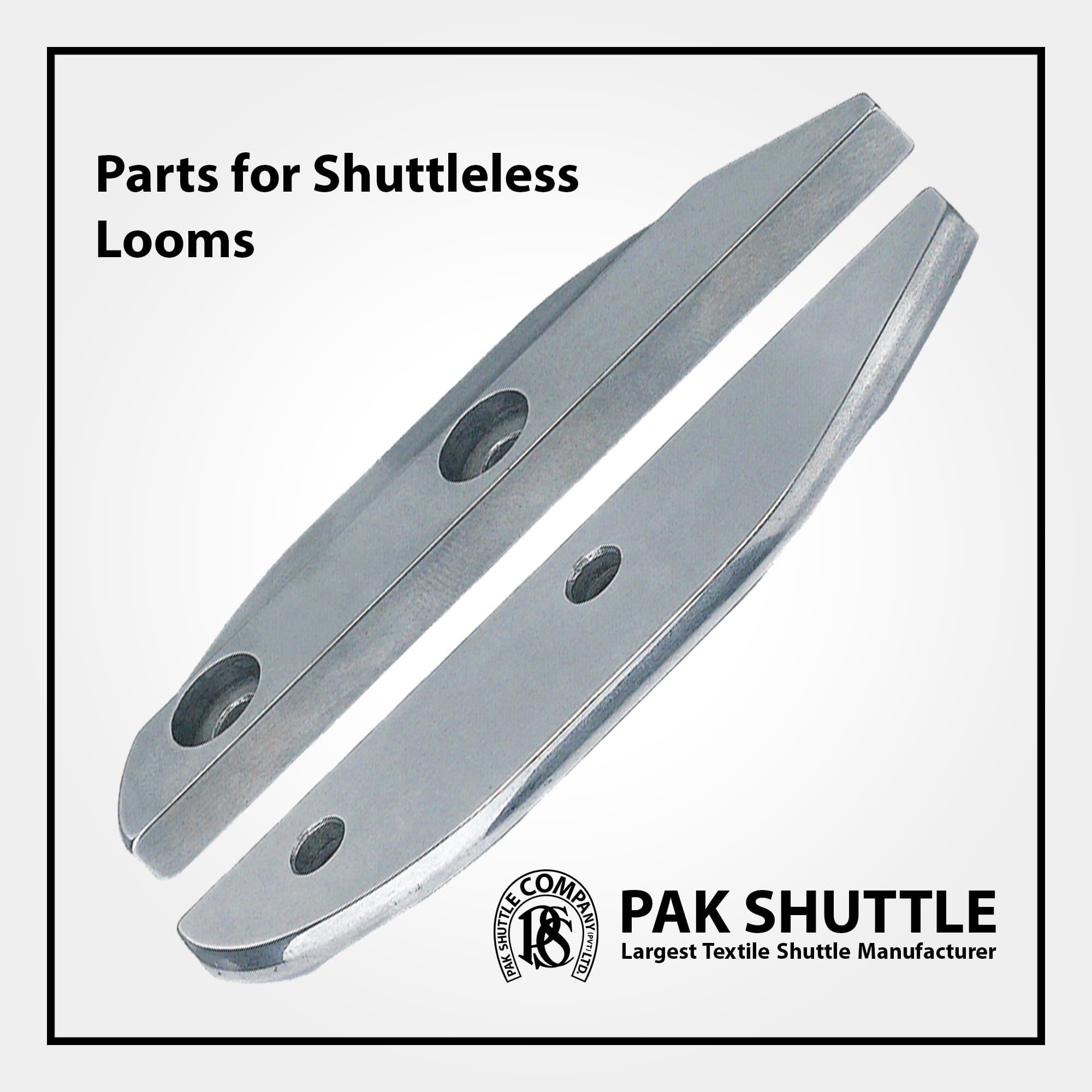 Shuttleless Loom Parts by Pak Shuttle Company Pvt Ltd.