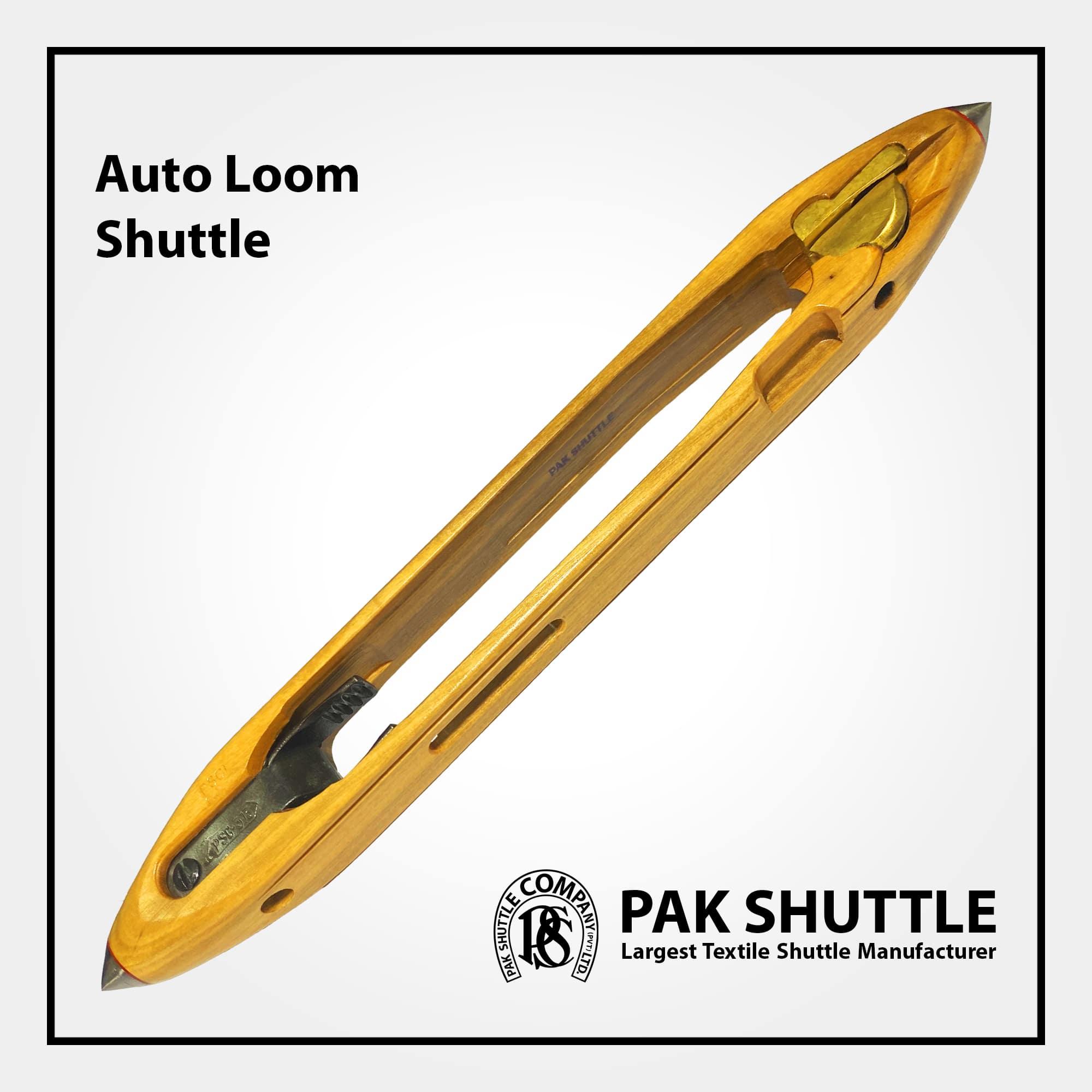 Auto Loom Shuttle by Pak Shuttle Company Pvt Ltd.
